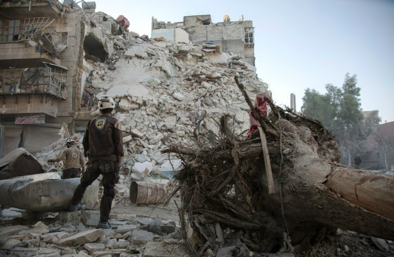 afp syria rebels say battle to break aleppo siege has begun
