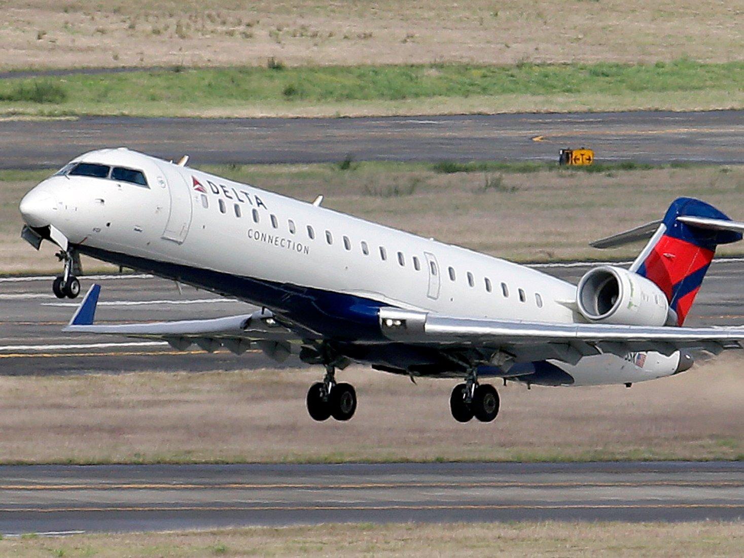 Delta CRJ
