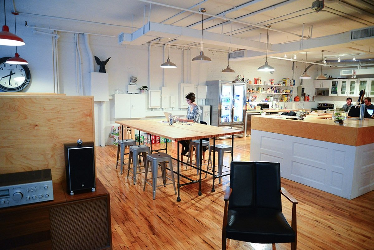 This Startup Is Designing Out Of This World Office Spaces