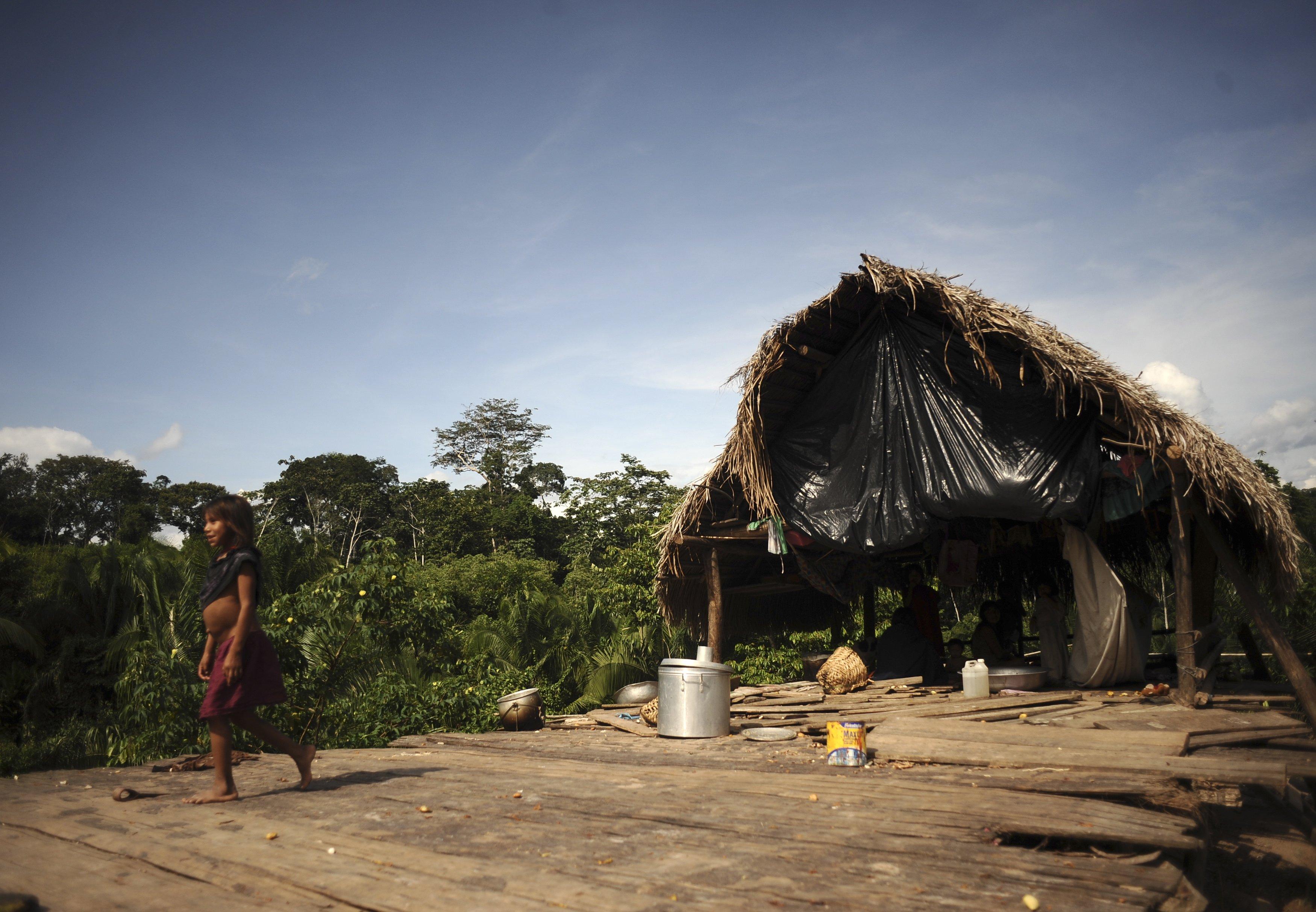 Секс индейцами в джунгли 29 фотография