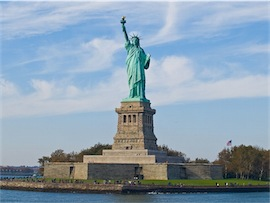 Statue of Liberty, NY 1