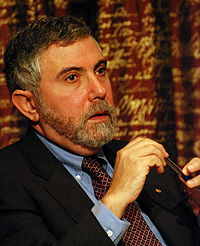 Is Paul Krugman history's greatest monster? (Wikimedia)