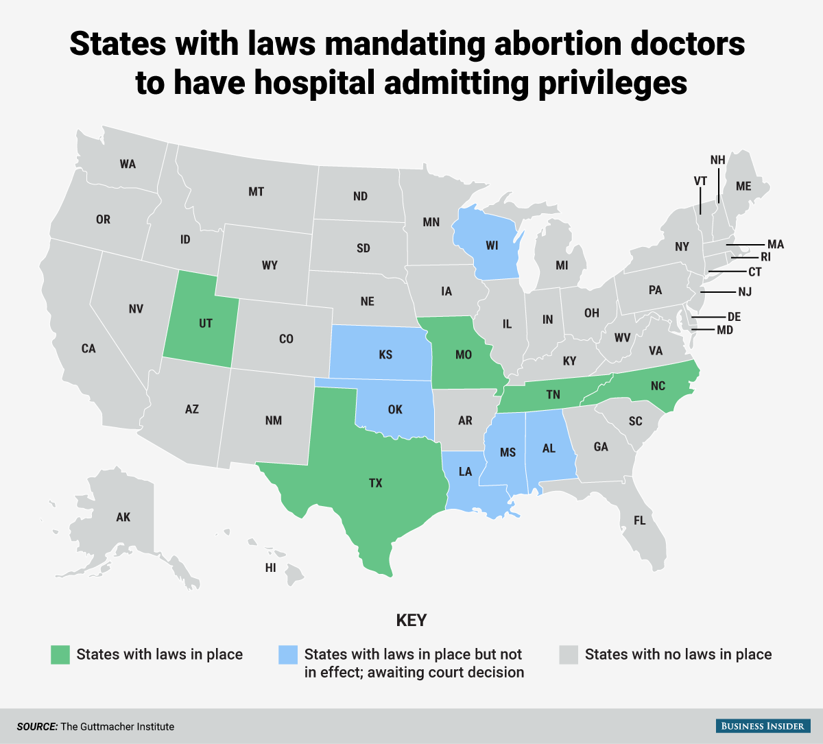 the issue of the legalization of abortion in the united states The guttmacher institute is a primary source for research and policy analysis on abortion in the united states senior state issues manager.