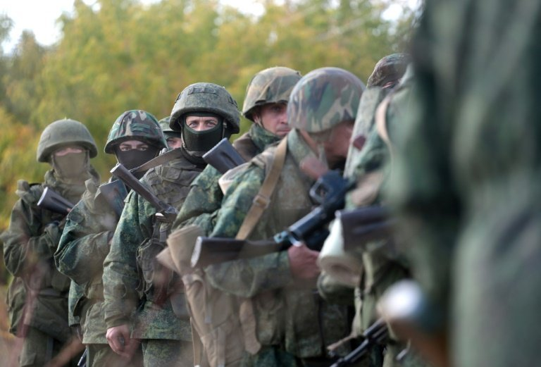 afp ukraine says five troops killed in worst clash in months