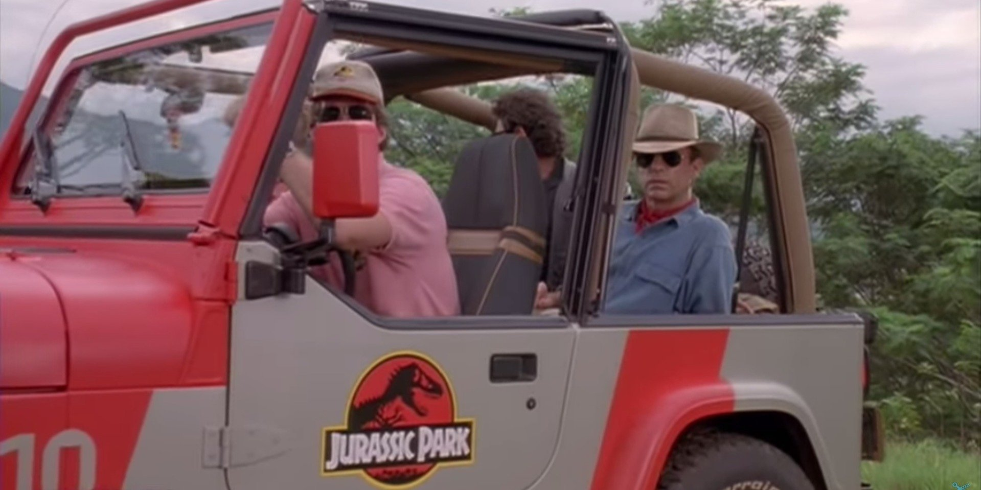 14 Jurassic Park References Made In Jurassic World
