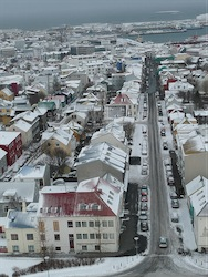 Reykjavik, Iceland (cc photo by ezioman)