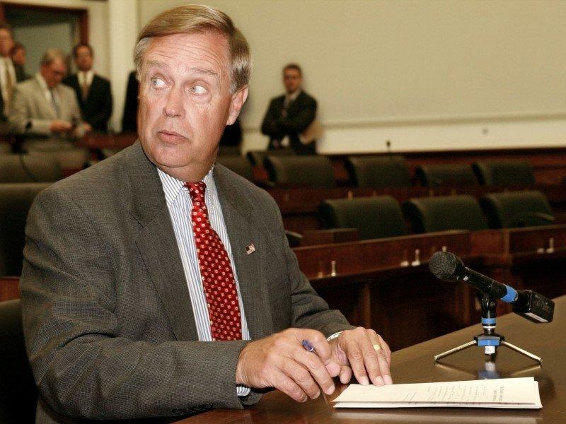 Investments former republican congressman