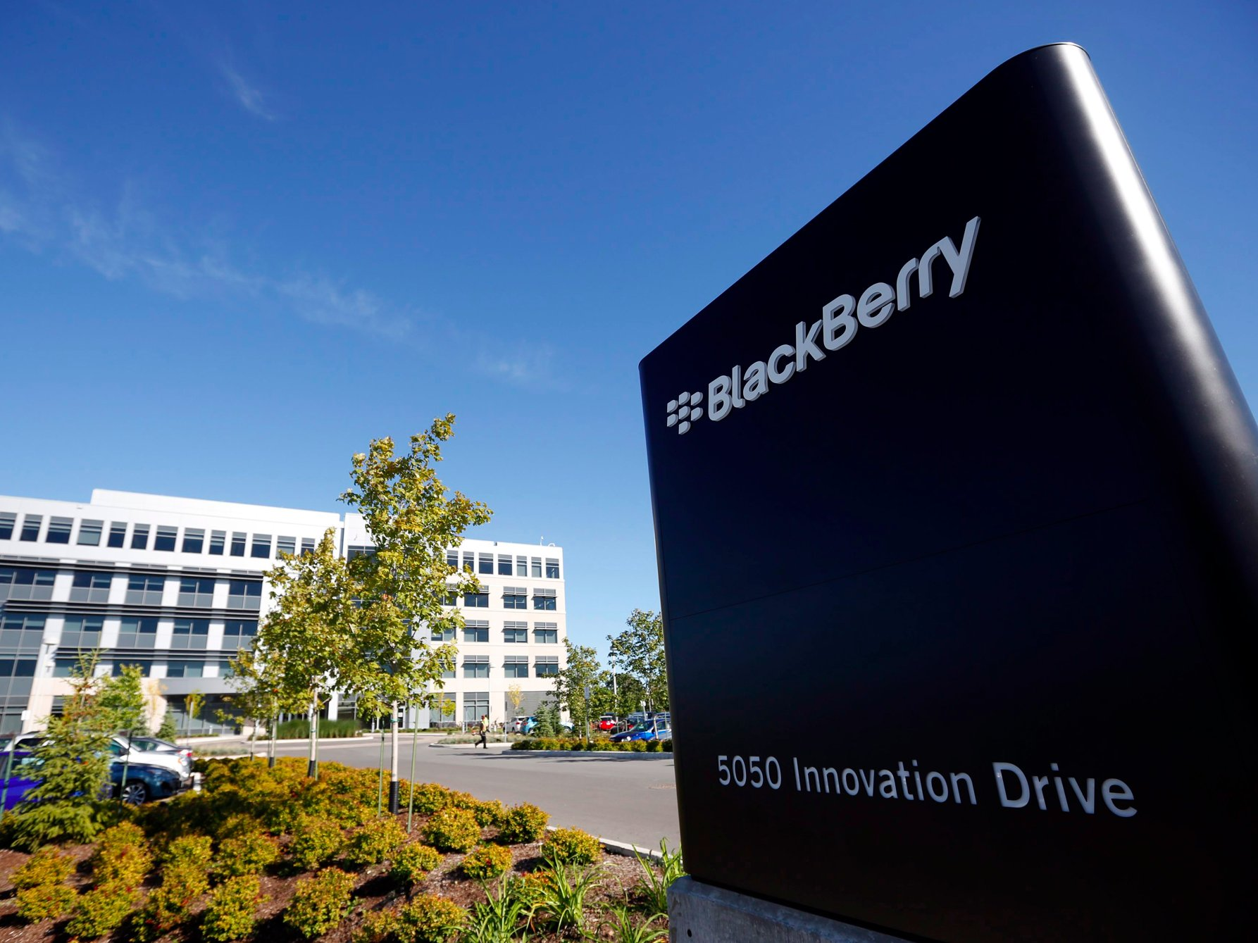 BlackBerry HQ