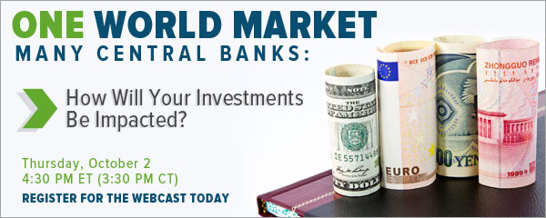 How Will Your investments Be Impacted? Register for the webcast. U.S. Global Investors