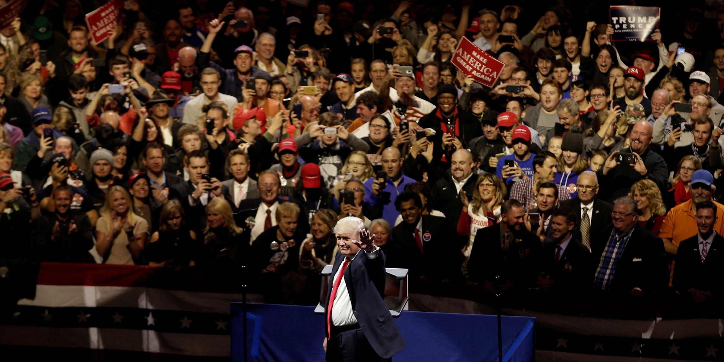 Trump Cincinnati