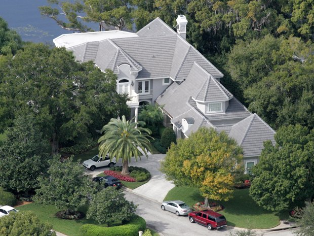 Bubba watson bought tiger woods 39 infamous 39 scandal house Images of tiger woods house