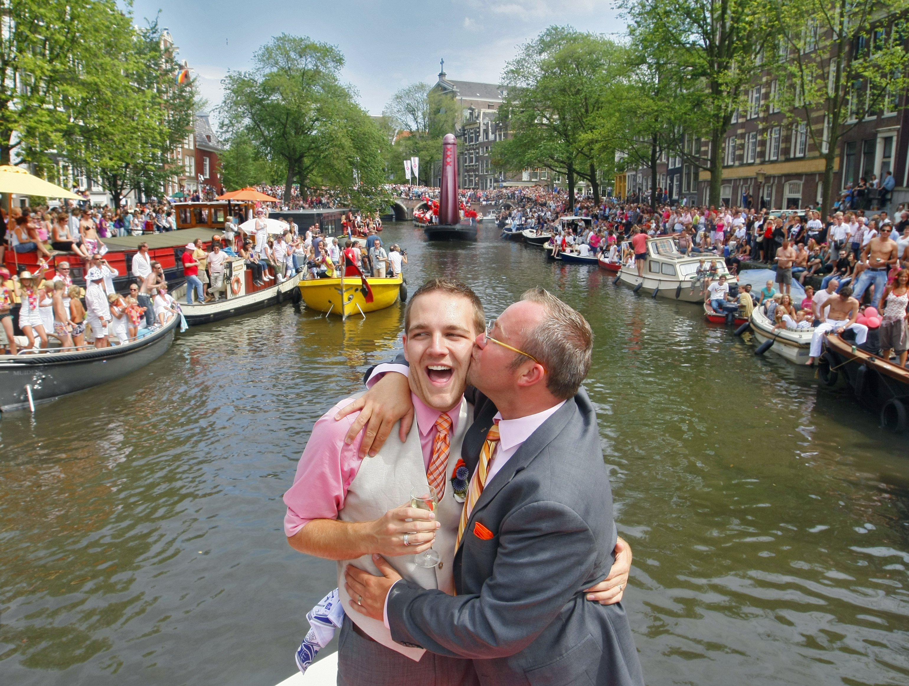 Netherlands gay marriage