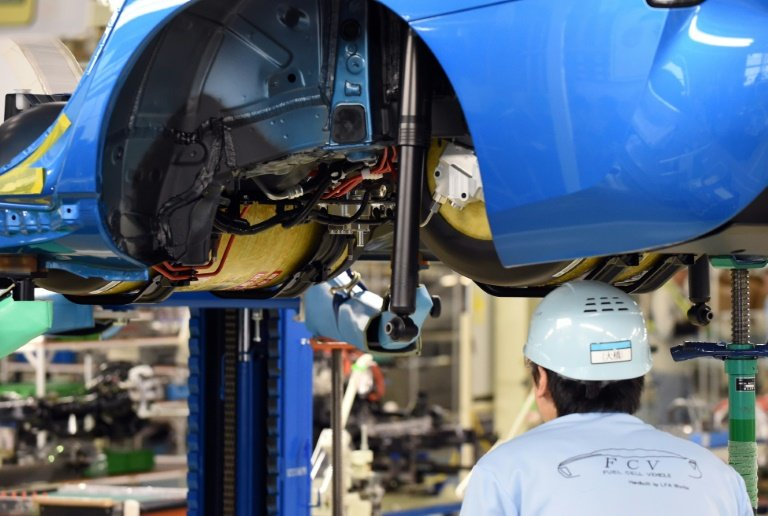 Analysts had expressed concern about the health of the Japanese economy, particularly that weak demand overseas could dent factory output