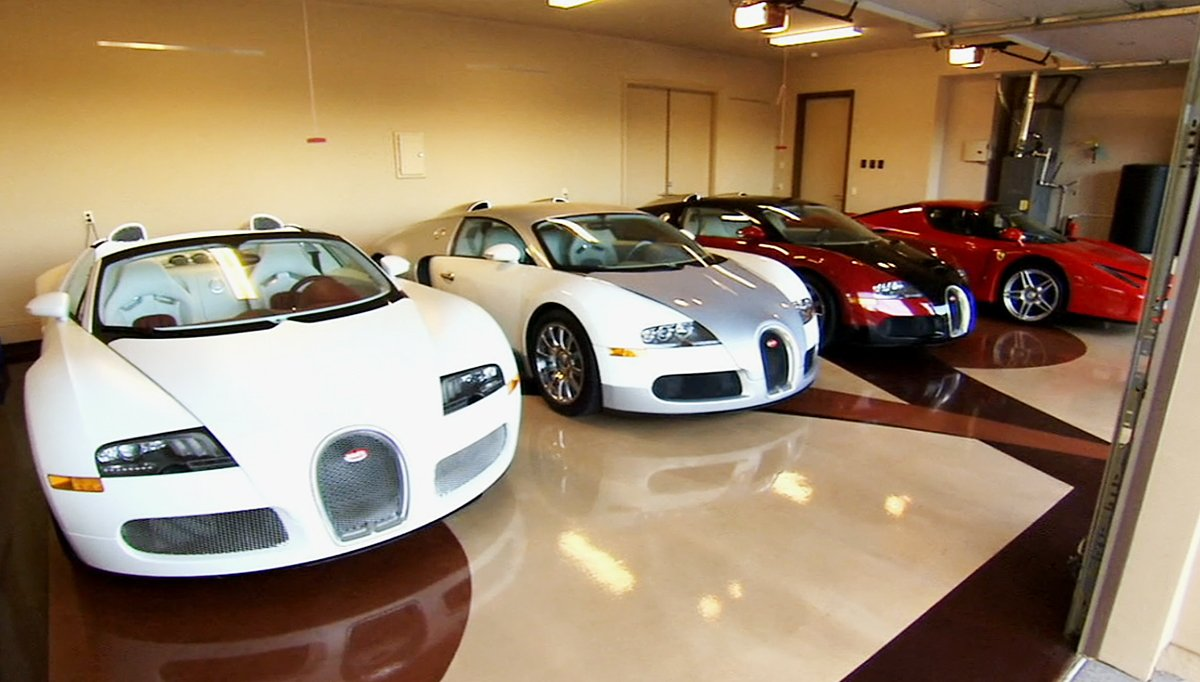 Image result for Mayweather's Garage Is Super Stunning