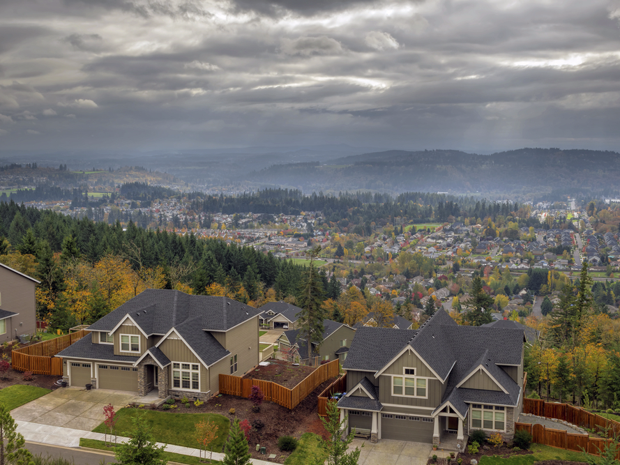Portland Oregon neighborhood