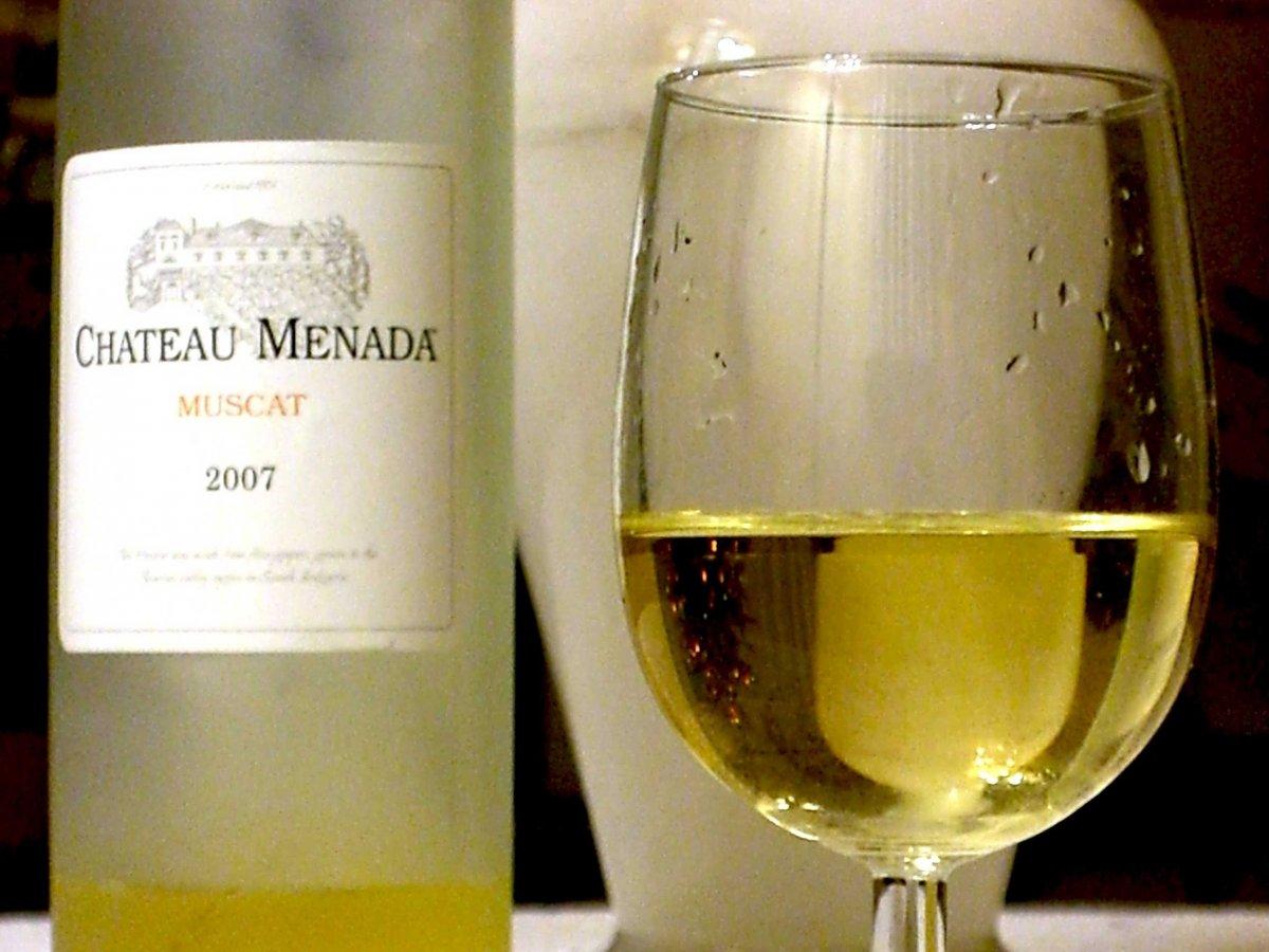 Болгарское Вино Оптом Мускат
