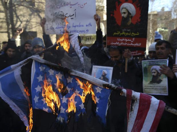 Vahid Salemi / Associated Press