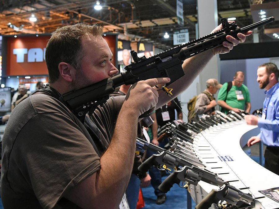 Smith Amp Wesson Crushes Earnings As Americans Keep Buying