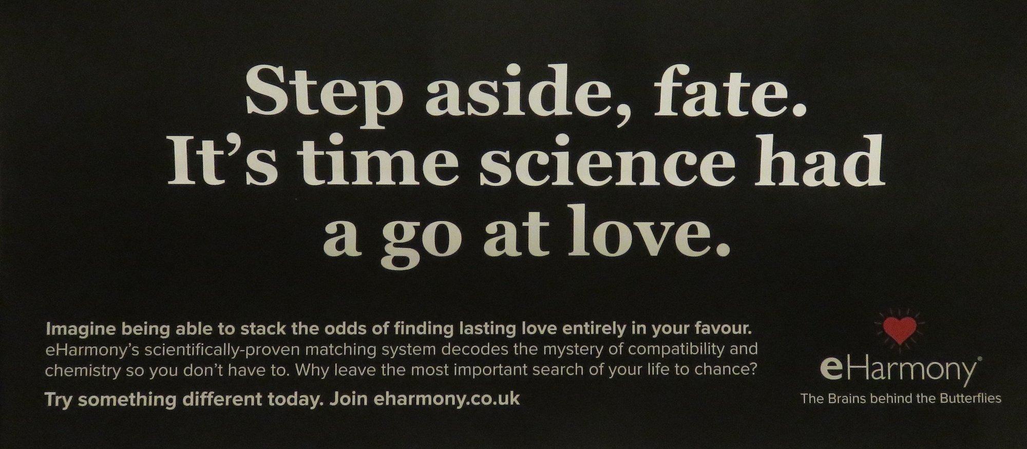 eHarmony Ad