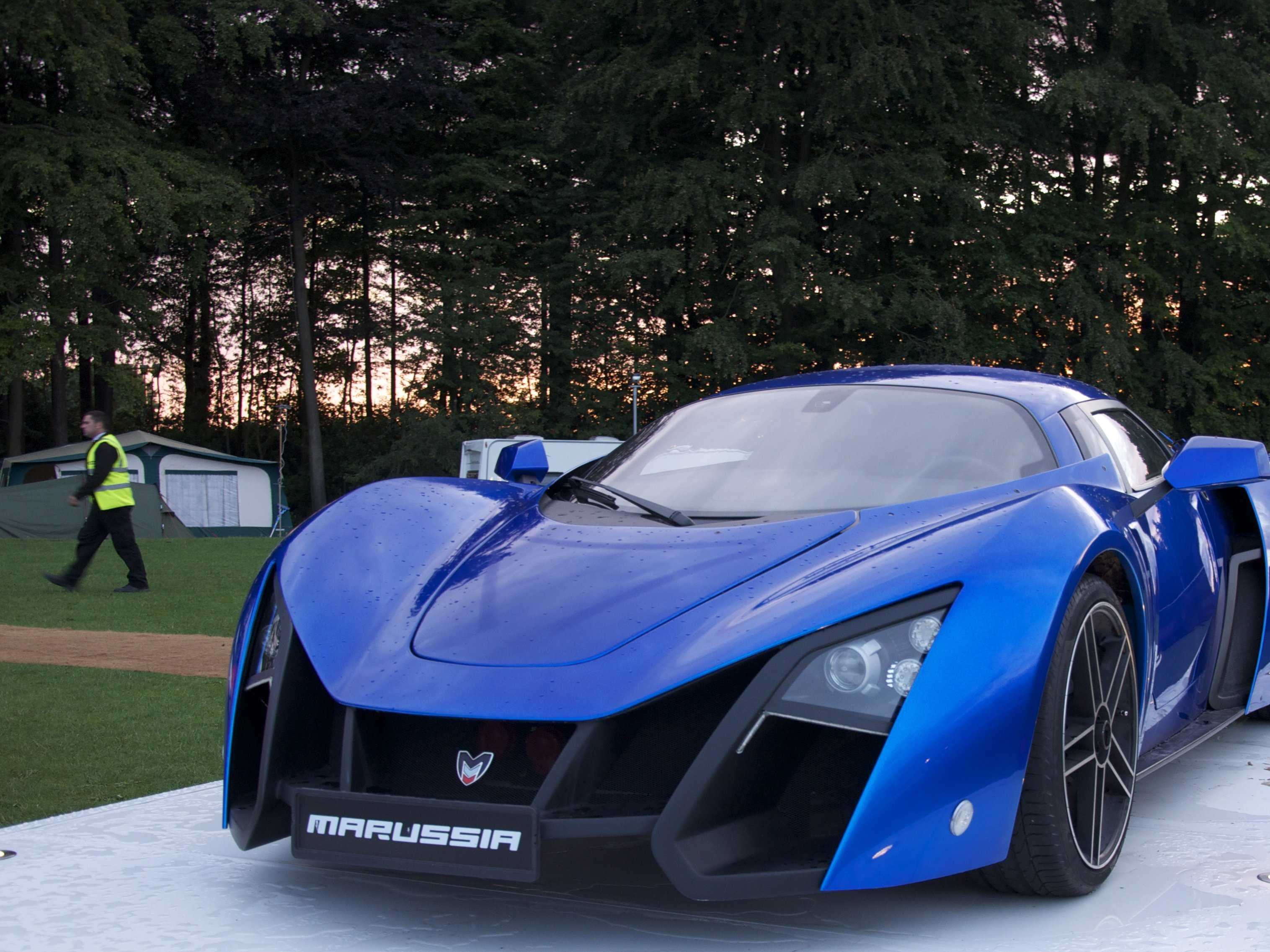 Russia Wants To Produce Its Own Luxury Cars Www Bullfax Com