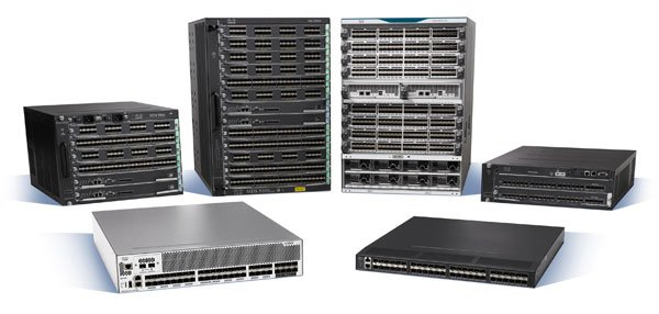 Cisco MDS switches