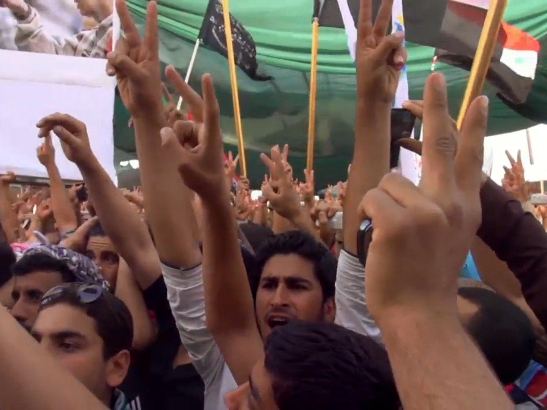 Iraq Anbar Sunni Protests