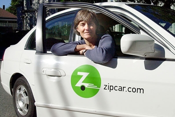 Robin Chase, Founder of Zipcar and Buzzcar