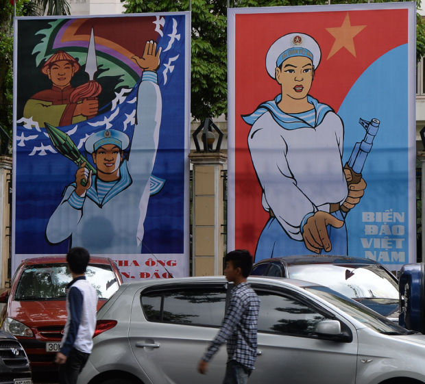 HOANG DINH NAM/AFP/Getty Images