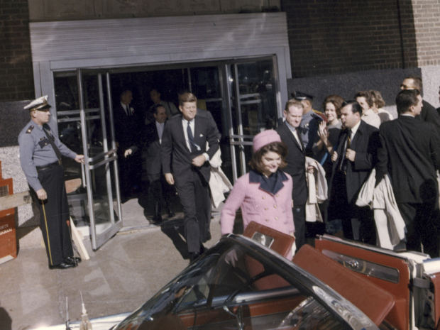 Cecil Stoughton/White House/John F. Kennedy Presidential Library and Museum in Boston via The New York Times