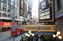 "Turn Off the Dark."" The theater has about 2,000 seats. (AP Photo/Tina Fineberg, file)"