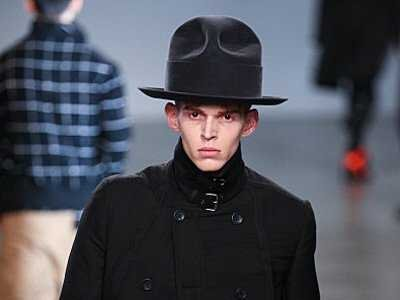 Disgraced Designer John Galliano Dressed As A Hasidic Jew