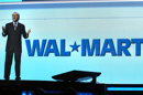 FILE - In this June 6, 2008 file photo, Eduardo Castro-Wright, then president and CEO of Wal-Mart Stores Inc., United States' division, speaks during the annual Wal-Mart shareholder's meeting in Fayetteville, Ark. Allegations that top executives at Wal-Mart Stores Inc.'s Mexican subsidiary bribed officials in that country could have huge implications for the world's biggest retailer's business and executives. Castro-Wright, who was head of Wal-Mart's Wal-Mex division at the time, will be under intense scrutiny, experts say. (AP Photo/April L. Brown, File)
