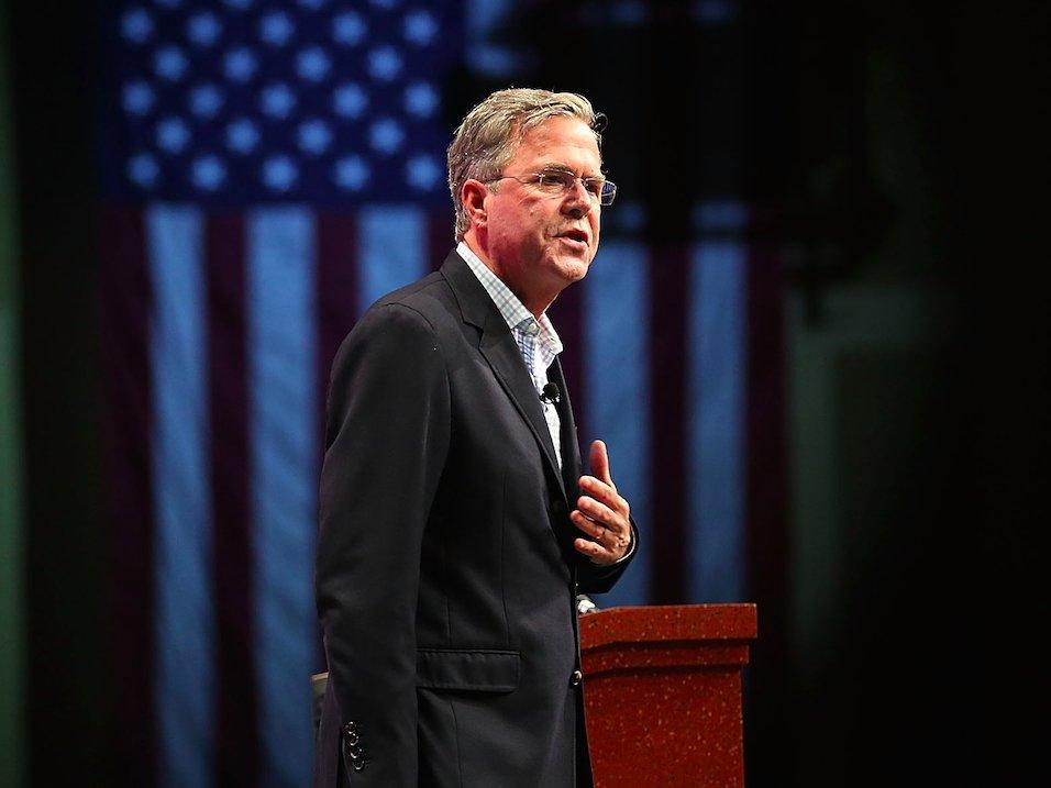 Jeb Bush Speech