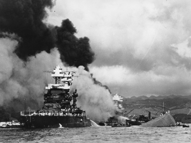 AP Photo / U.S. Navy, File