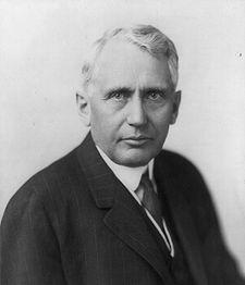 Secretary of State Frank Kellogg