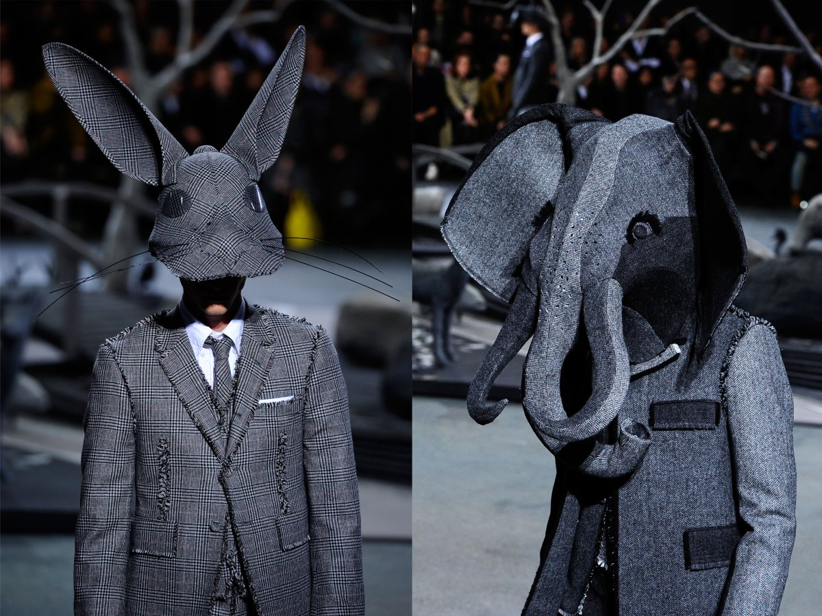 11 bizarre mens fashion looks from the runways of europe