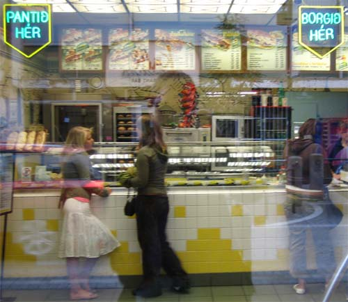 Subway, Reykjavik, Iceland (my photo, available under cc license)