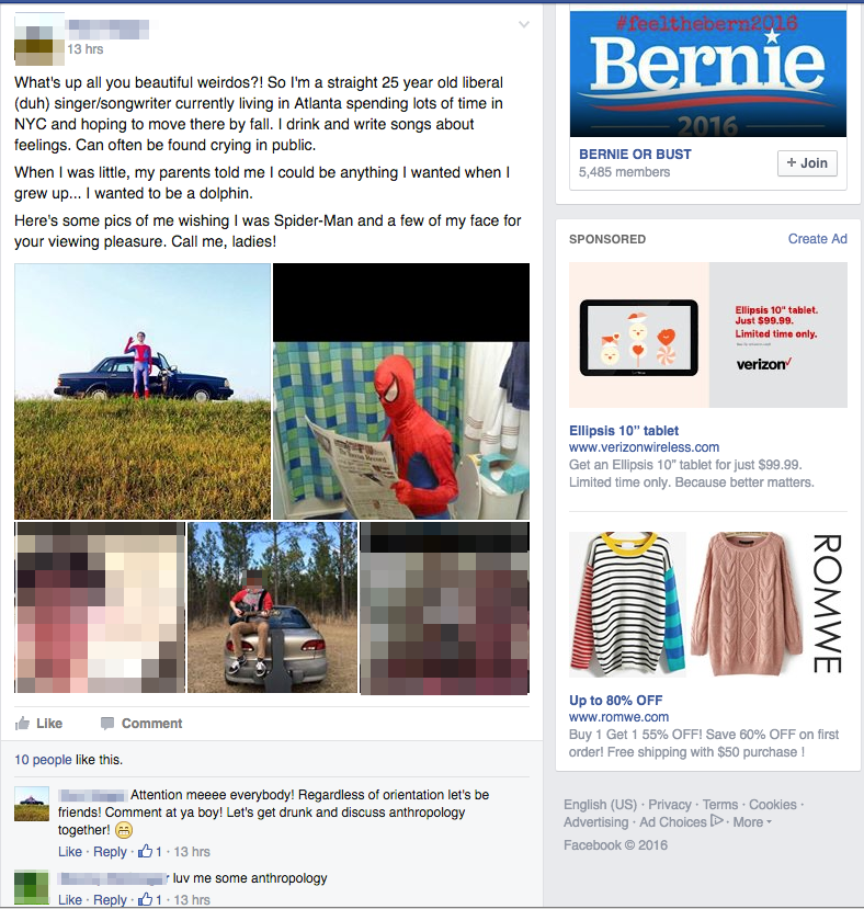 sanders singles dating site These days, there's an online dating service for everyone: farmers, disney fans, sea captains, even trump supporters read more about trump singles, here.
