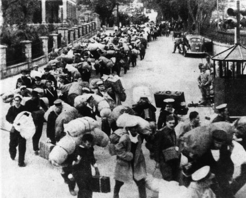 a history of the mistreatment of minorities and the riots during the world war ii Abstract this article explores the previously neglected history of civilian internment in south africa during world war i german, austro-hungarian and turkish nationals were classified as 'enemy aliens.