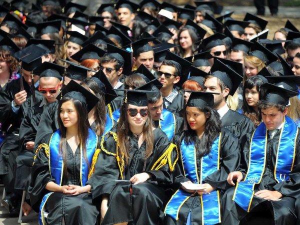 college graduates graduation