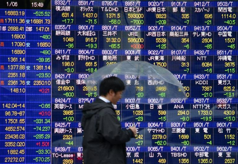 Asian equity markets rally, while oil prices enjoy a rare fillip following a surge in New York and Europe on strong US data