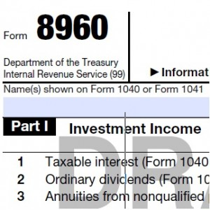 Tax Roundup, 1/8/2014: Instructions for the Net Investment Income ...