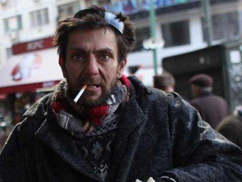 greece greek homeless