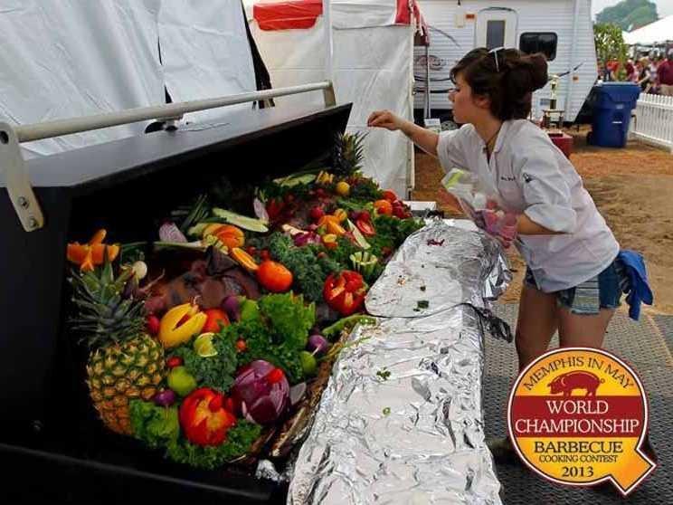 Memphis World Championship Barbecue