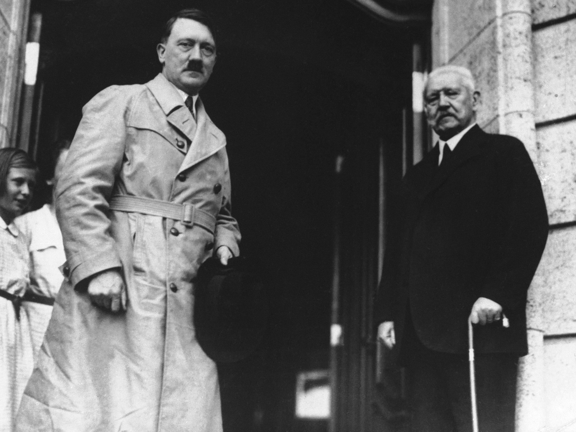 an analysis of adolf hitlers movement Political views of adolf hitler antisemitism remained a key component of the völkisch movement and a permanent in the final analysis, hitler was.