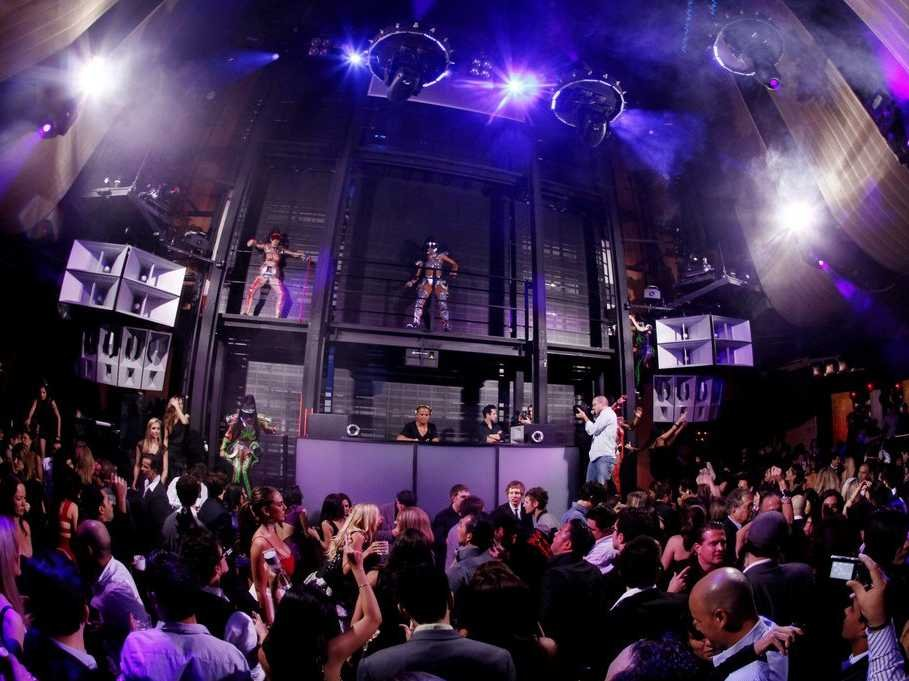 The Days Of Vip Bottle Service At New York City S