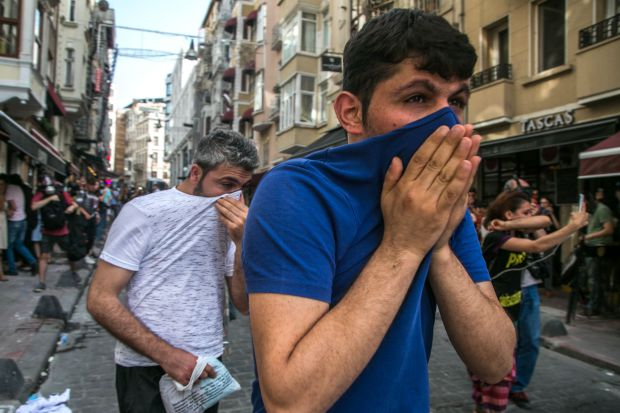 GURCAN OZTURK / AFP / Getty Images