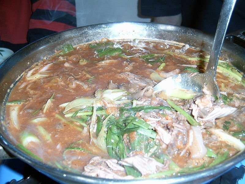 Koreans Eat Dog Bosintang Korean Bosintang Dog