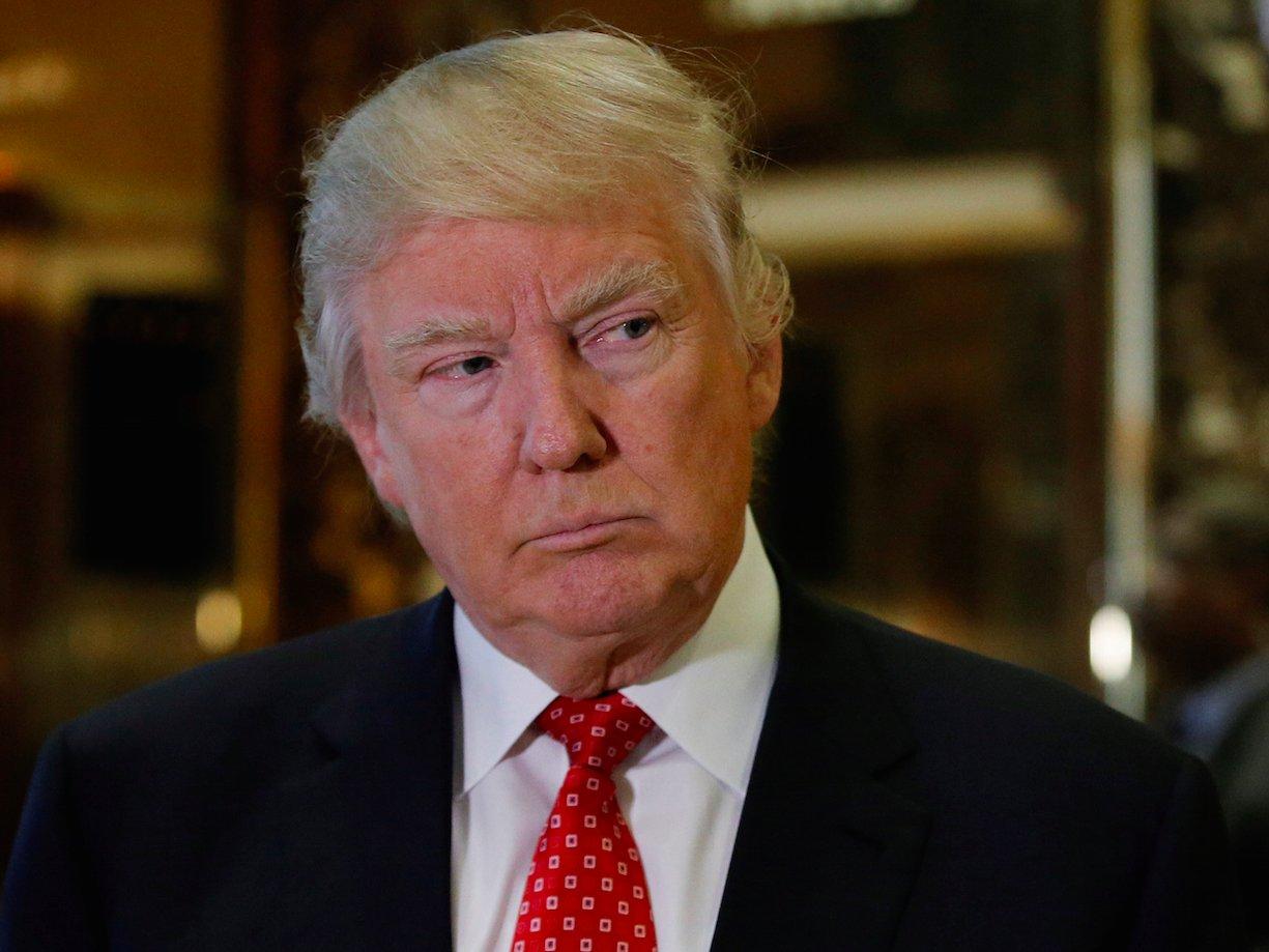 Donald Trump LVMH Bernard Arnault