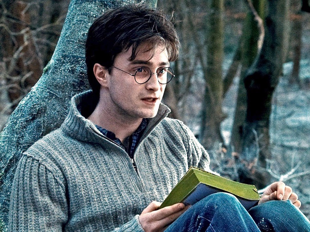 Harry Potter reading